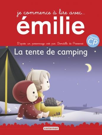 Je commence à lire avec Émilie - Tome 5 - La tente de camping