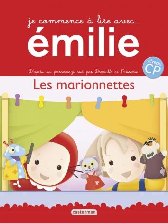 Je commence à lire avec Émilie - Tome 6 - Les marionnettes