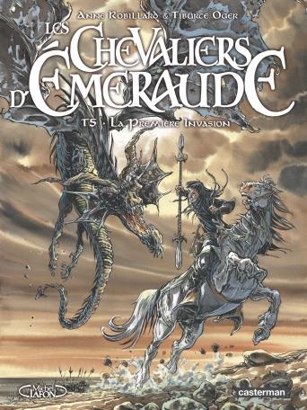 Les Chevaliers d'émeraude - Tome 5 - La Première invasion
