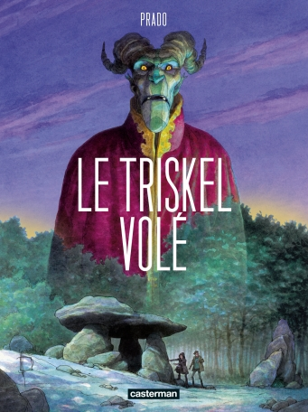 Le Triskel volé
