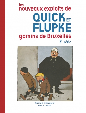 Quick et Flupke - Tome 3 - Gamins de Bruxelles