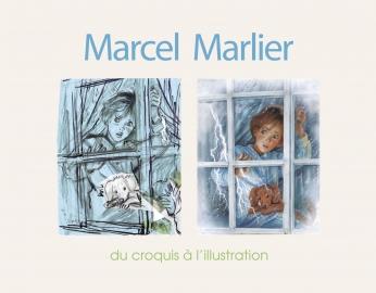 Marcel Marlier, du croquis à l'illustration