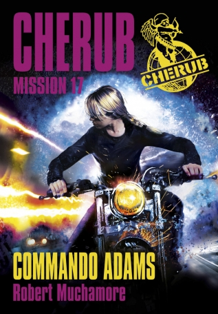 Cherub Mission 17: Commando Adams