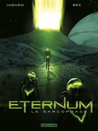 Eternum - Tome 1 - Le Sarcophage