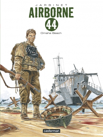 Airborne 44 - Tome 3 - Omaha Beach