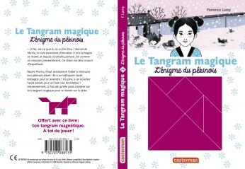 Le Tangram magique - Tome 2 - L'énigme du pékinois