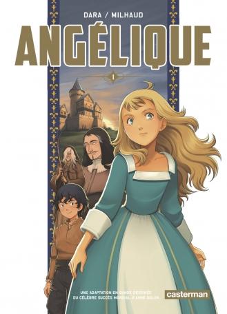 Angélique - Tome 1