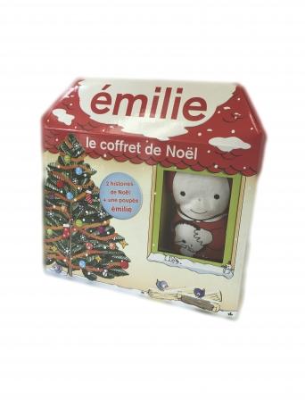 Émilie, le coffret de Noël