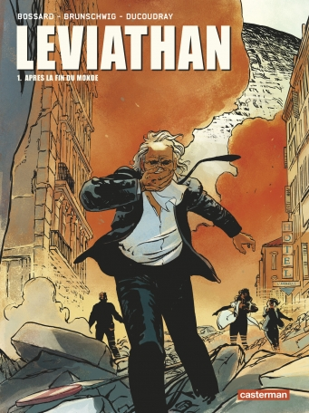 Leviathan - Tome 1 - Après la fin du monde