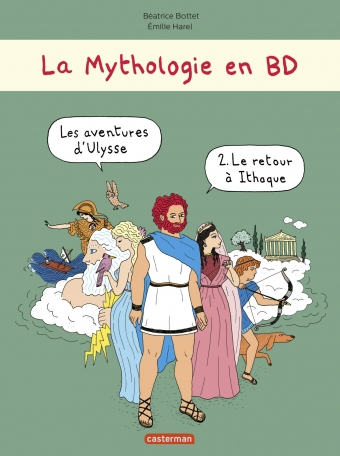 La Mythologie en BD