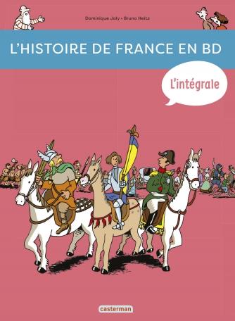 L'Histoire de France en BD - L'intégrale