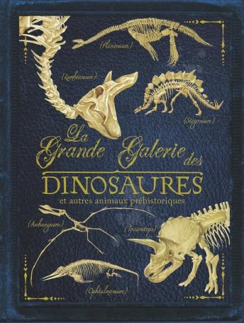 La Grande galerie des dinosaures