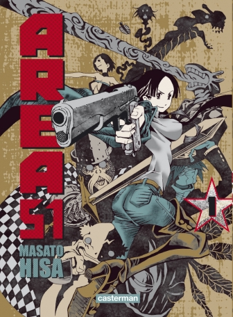 Area 51  - Tome 1