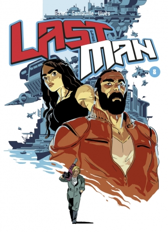 Lastman - Tome 8