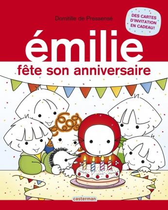 Émilie - Tome 24 - Émilie fête son anniversaire
