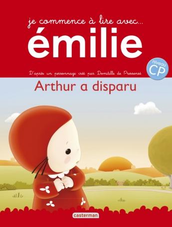 Je commence à lire avec Émilie - Tome 12 - Arthur a disparu