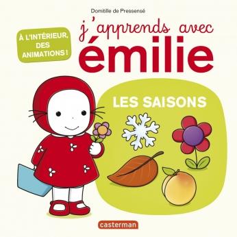 J'apprends avec Émilie - Tome 4 - Les Saisons