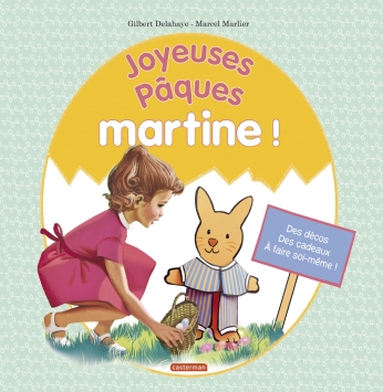 Joyeuses  Pâques Martine !