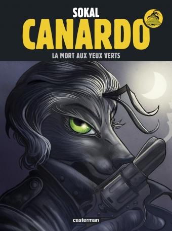 Canardo - Tome 24 - La mort aux yeux verts