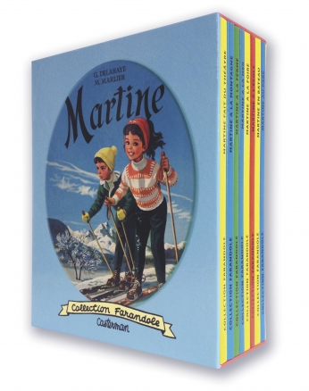 Coffret Martine