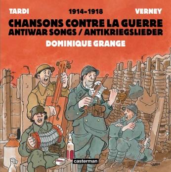 Chansons contre la guerre