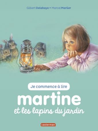 Martine et les lapins du jardin - Tome 19