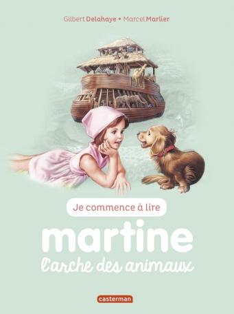 Martine, l'arche des animaux - Tome 28