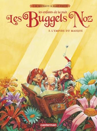 Les Buggels Noz - Tome 3 - L'Empire du Masque