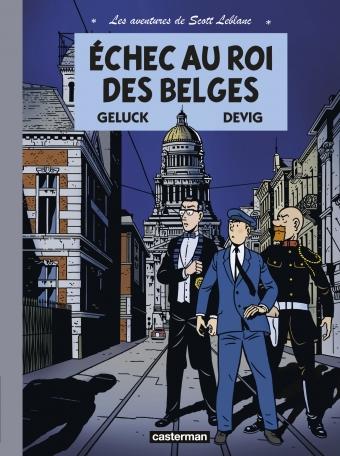 Échec au roi des Belges