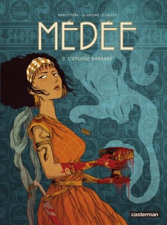 Médée - Tome 3 - L'épouse barbare