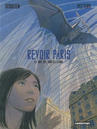 Revoir Paris - Tome 2 - La nuit des constellations