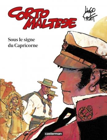 Corto Maltese - Tome 2 - Sous le signe du Capricorne