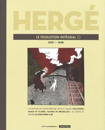 Hergé, le feuilleton intégral - Tome 7