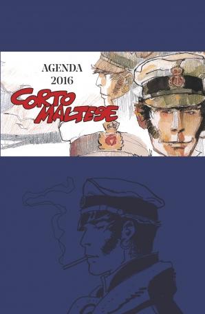 Agenda Corto Maltese 2016