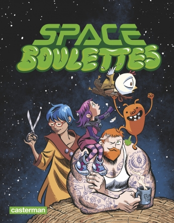 Space Boulettes - Deluxe
