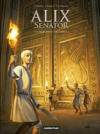 Alix Senator - Tome 5 - Le Hurlement de Cybèle
