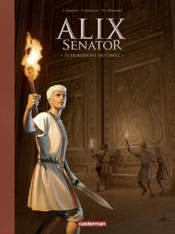 Alix Senator - Édition Deluxe - Tome 5 - Le Hurlement de Cybèle