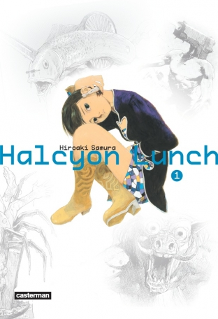 Halcyon Lunch - Tome 1