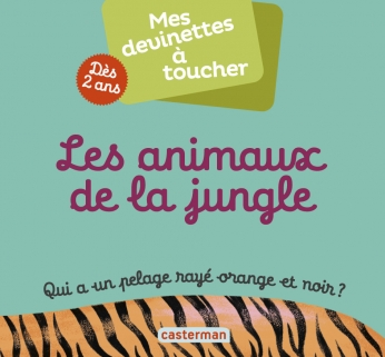 Les animaux de la jungle - Tome 3