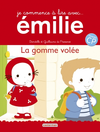 Je commence à lire avec Émilie - Tome 13 - La gomme volée