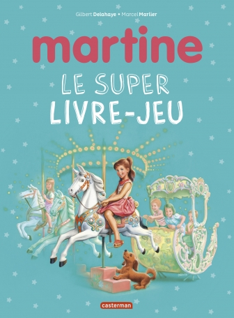 Le super livre-jeu Martine