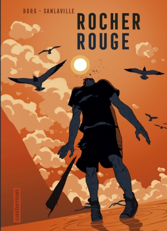 Rocher rouge - Tome 1