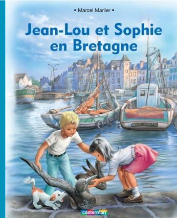 Jean-Lou et Sophie en Bretagne