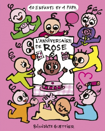 L'anniversaire de Rose