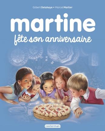 Martine fête son anniversaire - Tome 19