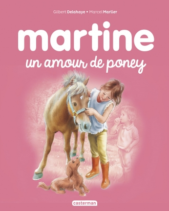 Martine, un amour de poney - Tome 56