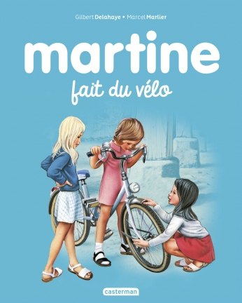 Martine fait du vélo - Tome 21
