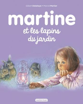 Martine et les lapins du jardin - Tome 45