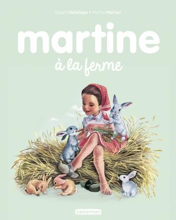 Martine à la ferme - Tome 10