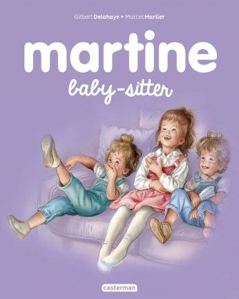 Je commence à lire avec Martine - Tome 47 - Martine baby-sitter